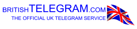 The original BT and GPO Telegram Service